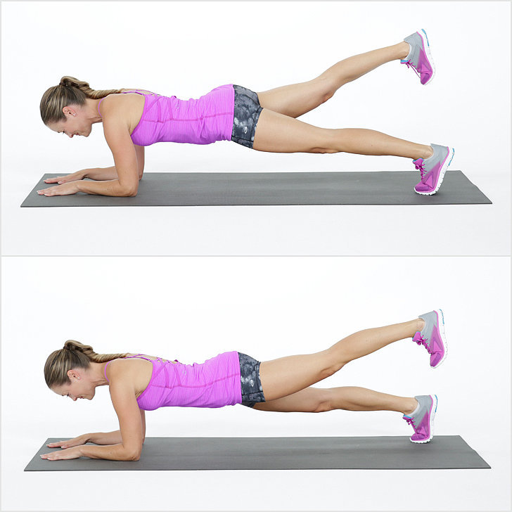 Full-Body No-Equipment Workout