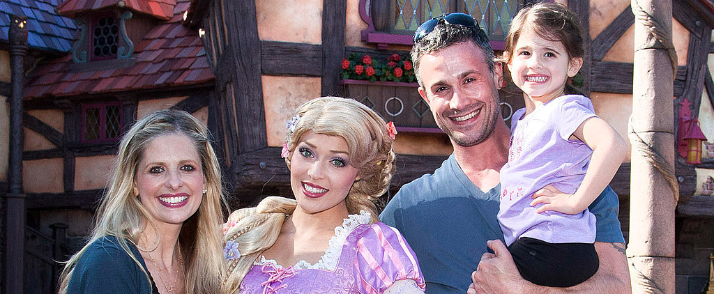 The Cutest Snaps of Celebrity Families at Disney!