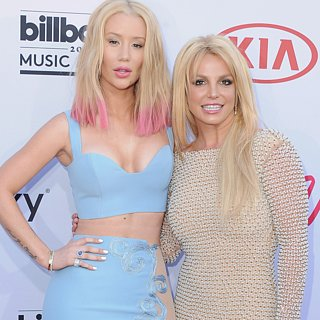 "Britney Spears and Iggy Azalea Tweet About ""Pretty G"