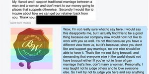 A Photographer Lost A Client For Supporting Marriage Equality. His Response Shows Why #LoveWins