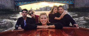 Taylor Swift and Joe Jonas Put Their Past Behind Them For a Cute Double Date