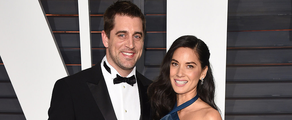 Olivia Munn and Aaron Rodgers Show Off Their Impressive Sword-Fighting Skills