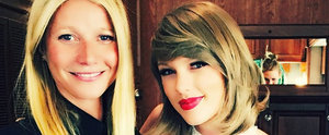 Taylor Swift Hangs Out With Gwyneth Paltrow and Her Son in London