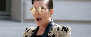 This Is Awkward: Kris Jenner and Justin Bieber Wore the Exact Same Outfit