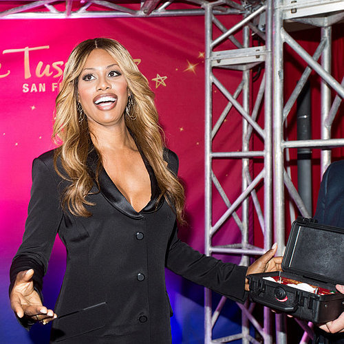Laverne Cox Wax Figure at Madame Tussauds Pictures