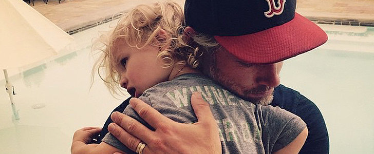 Jessica Simpson's Husband and Son Are 2 Adorable Peas in a Pod