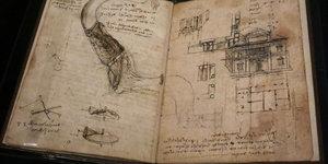 Leonardo Da Vinci's Leicester Codex Show Us How A Genius Thinks