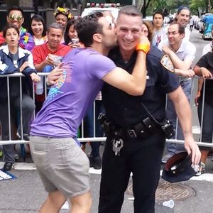 Cop Twerking at NYC Pride 2015 Video