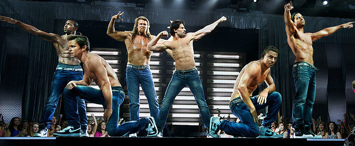 POPSUGAR Shout Out: A Ranking of the Men in Magic Mike XXL