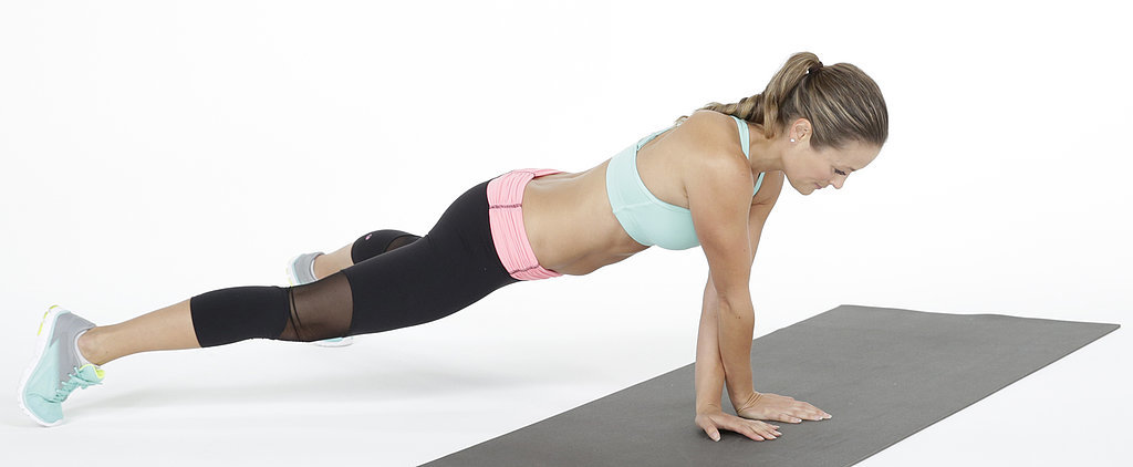 20-Minute Legs + Abs Bodyweight Workout