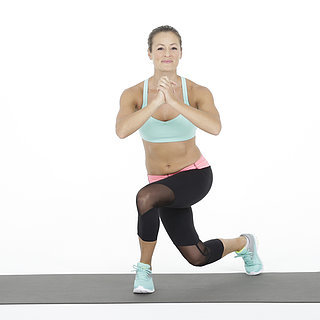 Bodyweight Workout For Legs and Abs