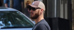 Jensen Ackles Steps Out With a Bushy Beard, and We're Certainly Not Complaining