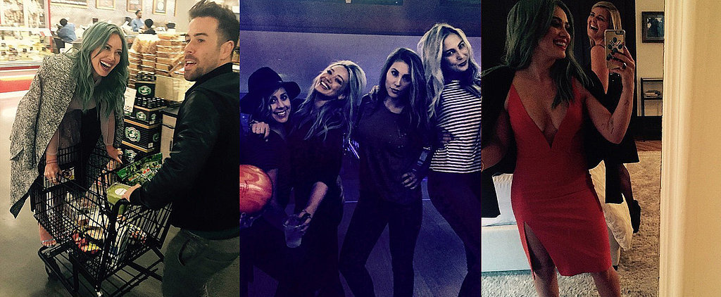 12 Times Hilary Duff's Instagram Made You Want Her as Your BFF