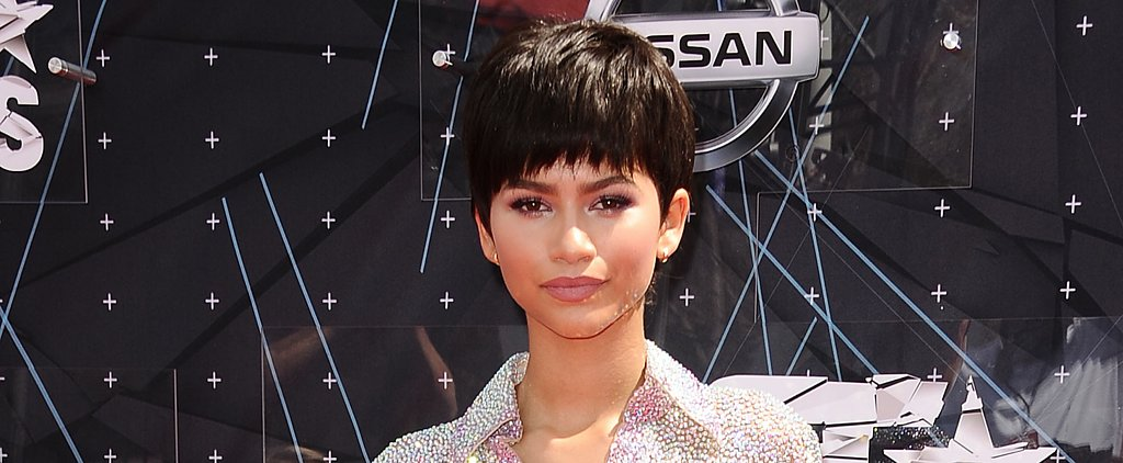 Zendaya Snatches Off Her Wig For the Twitter Haters