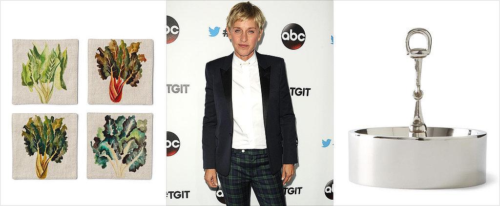 11 Essentials You'll Want From Ellen DeGeneres's New Home Line