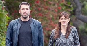 Ben Affleck and Jennifer Garner Are Splitting Up