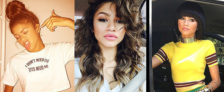 22 Times Zendaya's Instagram Feed Inspired Us to Give Fewer F*cks