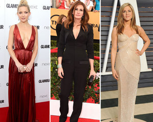 Jennifer Aniston, Kate Hudson Set to Join Julia Roberts in Stellar Cast for New Movie Mother's Day