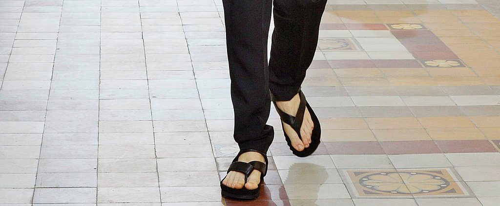 Find Out How These Famous Guys Really Feel About Flip-Flops