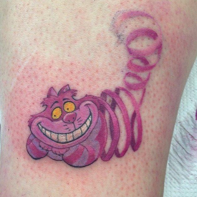 Cute Cheshire