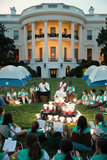 These Girl Scouts Had the Most Epic Sleepover at the White House