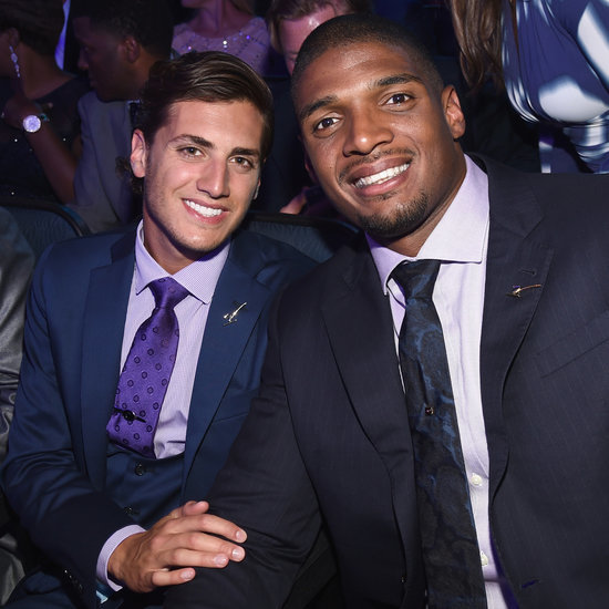 Michael Sam and Vito Cammisano Split
