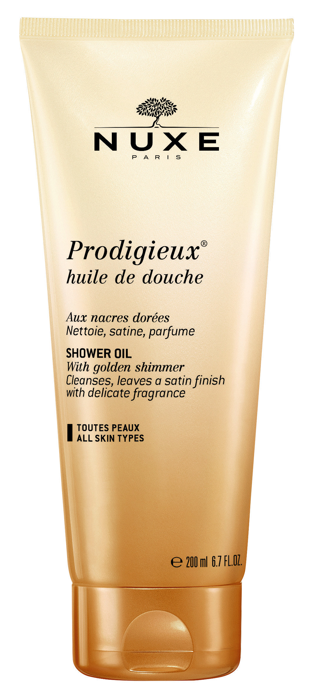 Nuxe huile prodigieuse multi-usage dry oil special edition.