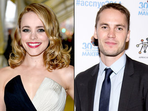 "Rachel McAdams and Taylor Kitsch Are Dating! True Detective Costars Are ""Really Into Each Other"""