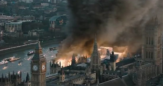 Britain Goes BOOM in 'London Has Fallen' Teaser Trailer