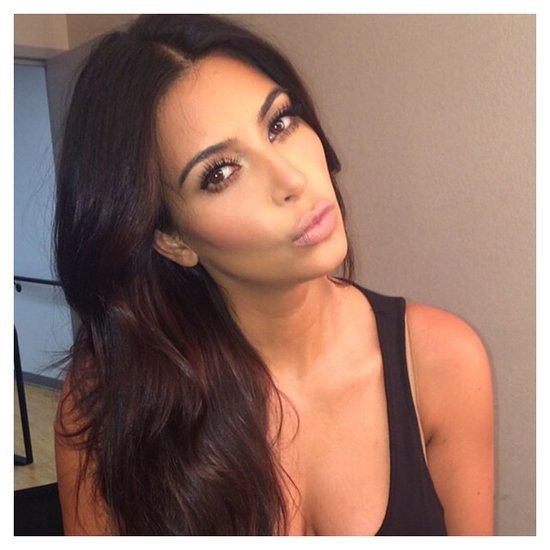 Kim Kardashian Doesn't Mind Objectifying Herself