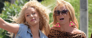 Iggy Azalea Has a Lot to Say About That Britney Spears Shade