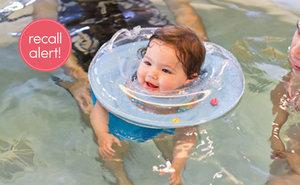 Recall Alert! Otteroo Baby Floats