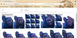 Google Apologizes For Tagging Photos Of Black People As 'Gorillas'