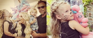 Jessica Simpson Shares the Sweetest Family Photos From Ace's Birthday Party