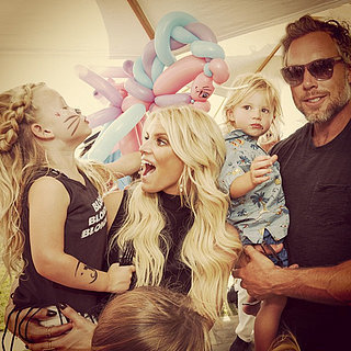 Jessica Simpson Shares Pictures From Ace's 2nd Birt