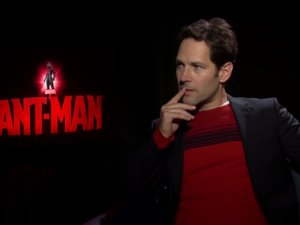 Paul Rudd Farts Through An Entire 'Ant-Man' Interview ... Sort Of