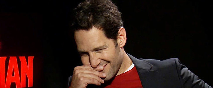 Paul Rudd Just Couldn't Stop Farting During This Interview