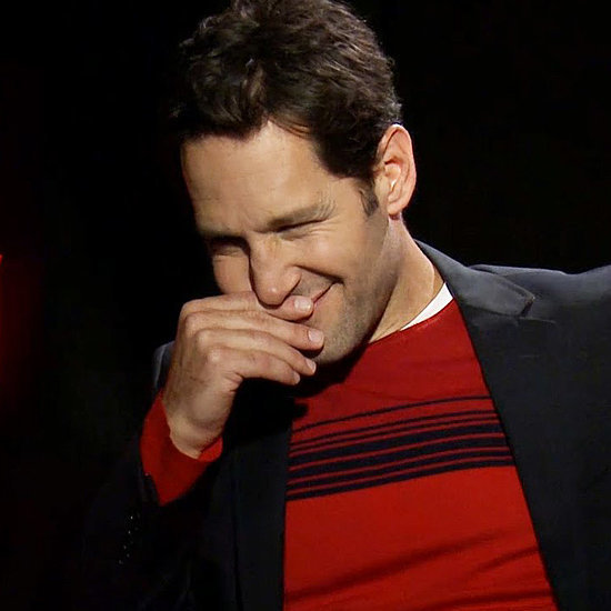 Paul Rudd Making Fart Noises During an Interview | Video