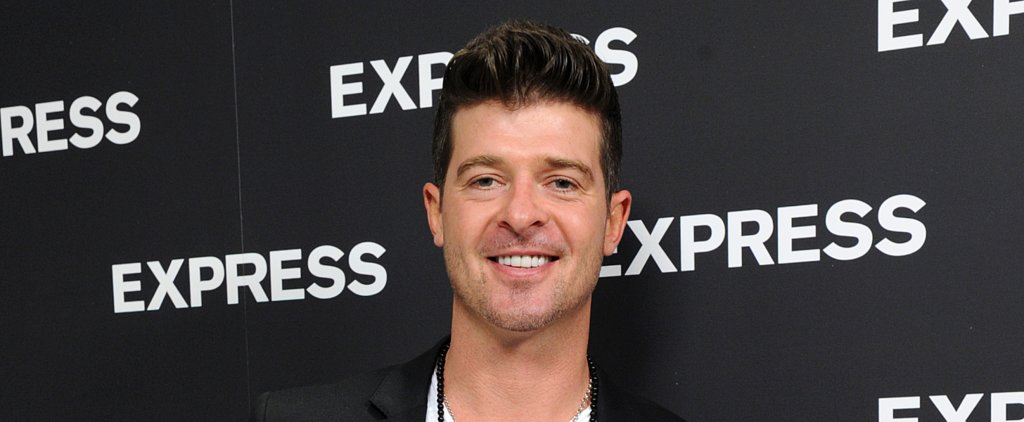 "Robin Thicke Breaks His Silence on the ""Blurred Lines"" Lawsuit"