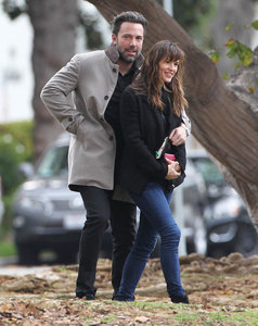 Ben Affleck & Jennifer Garner: how to spin a divorce