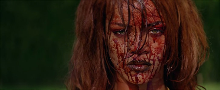 "11 Fierce-as-F*ck Moments From Rihanna's ""BBHMM"" Video"