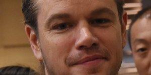 Matt Damon Has A Ponytail, So Your Summer Just Got Better