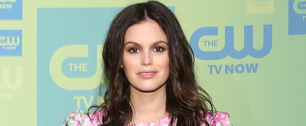 Rachel Bilson Shares Her Experience With Motherhood So Far
