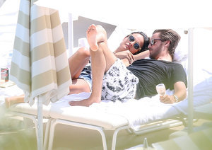 Scott Disick Gets Too Close for Comfort With Brunette Stylist Chloe Bartoli on Vacay — See the Pics