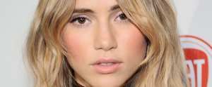 The Secrets Behind Suki Waterhouse's Glowing Skin Finish