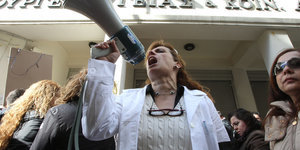 The Deadly Cost Of Austerity On Greece's Health Care System