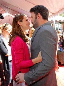 Ben Affleck and Jennifer Garner's conscious uncoupling