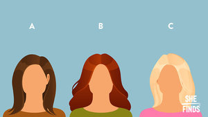 Find Out What Your Hair Part Says About You