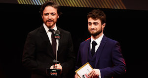 'Victor Frankenstein' First Photo Shows James McAvoy and Daniel Radcliffe in Peril