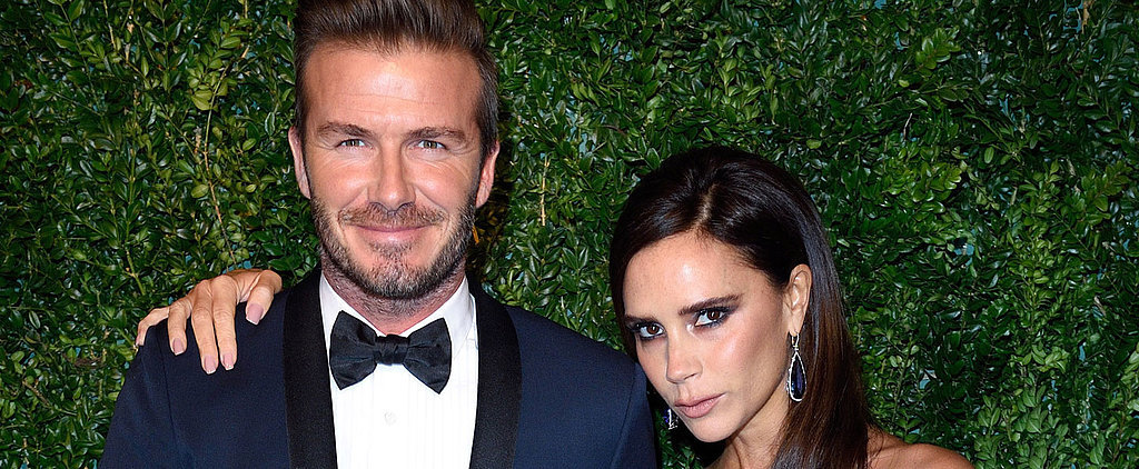 Victoria Beckham Shares the Cutest Family Photo in Honour of Her and David's Anniversary